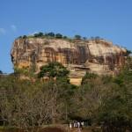 Sigiriya, le rocher au lion