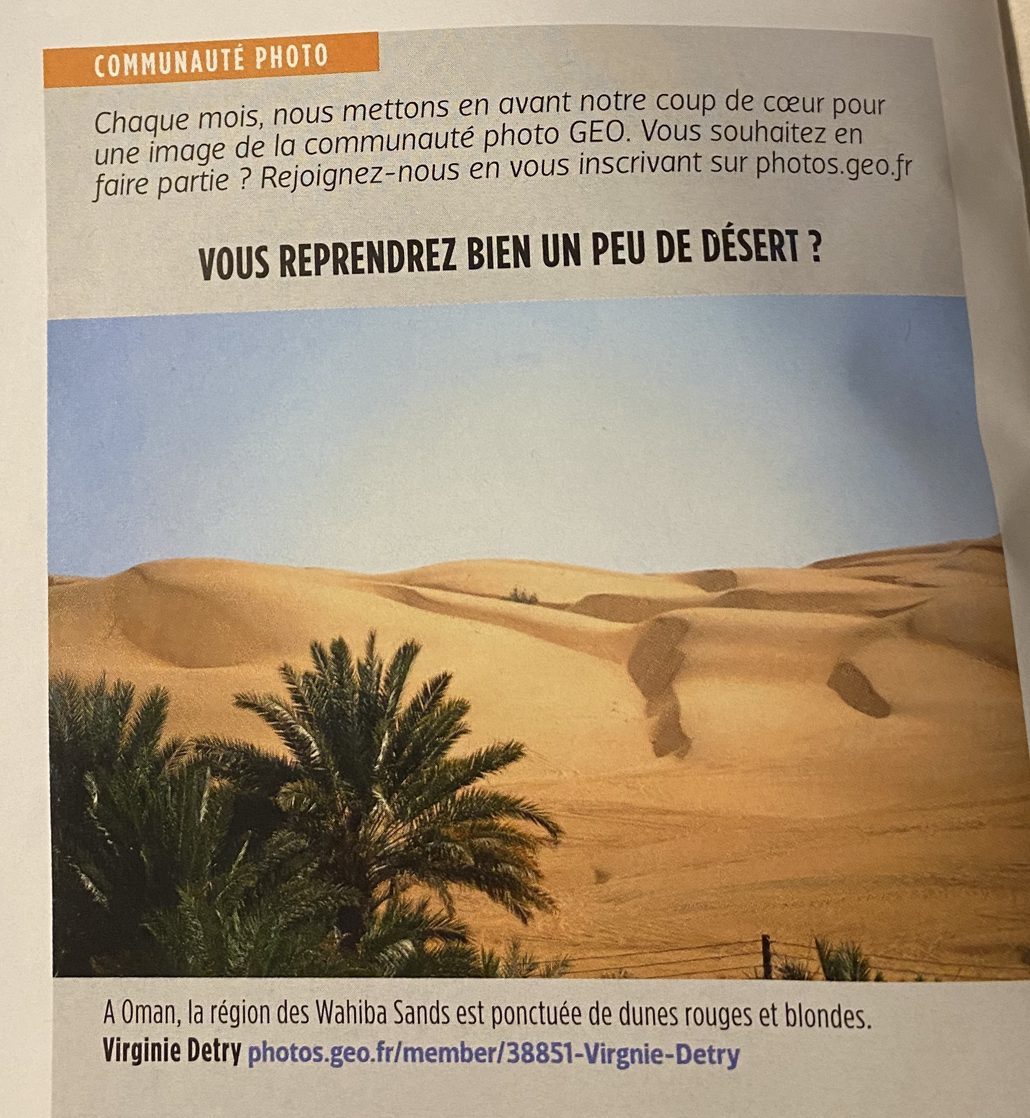 publication magazine geo