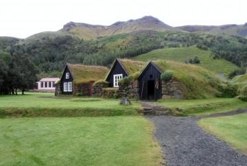 Islande Skogar