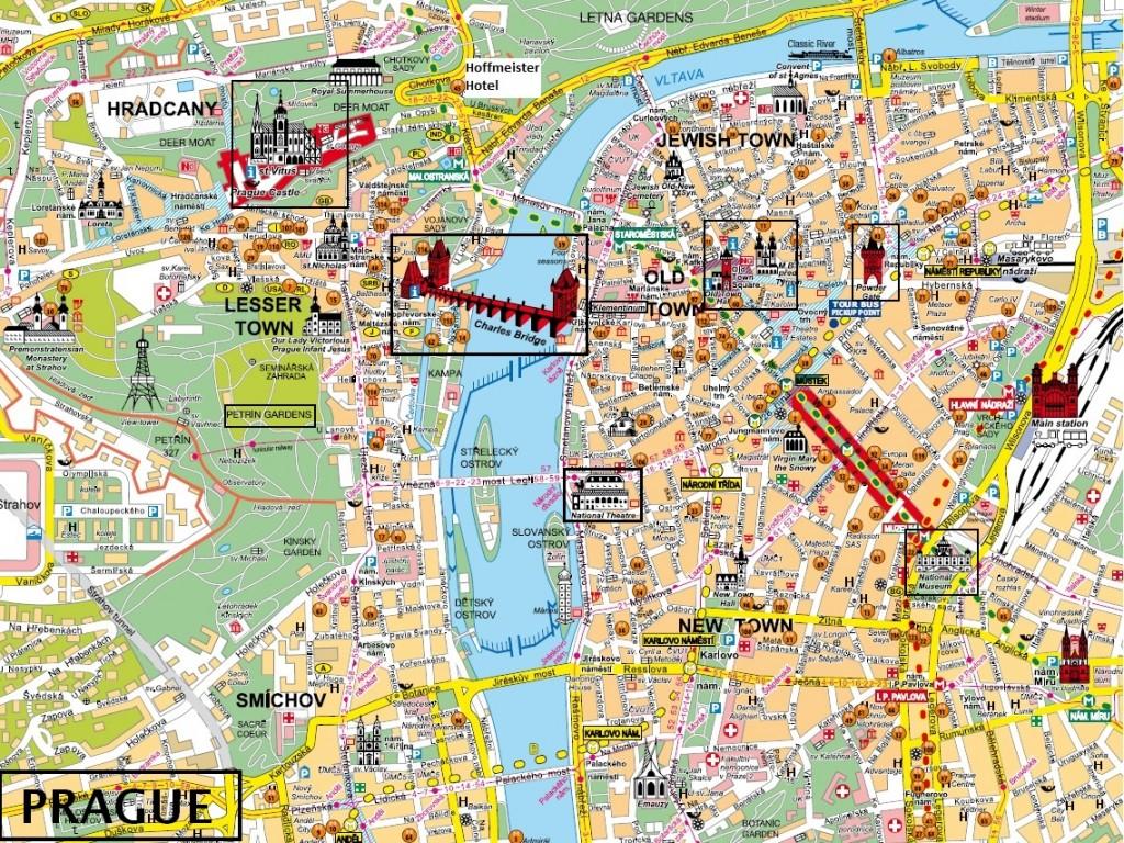 Plan de Prague