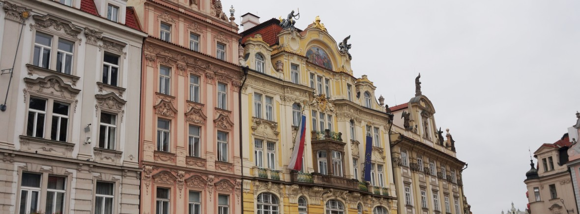 Prague vieille ville