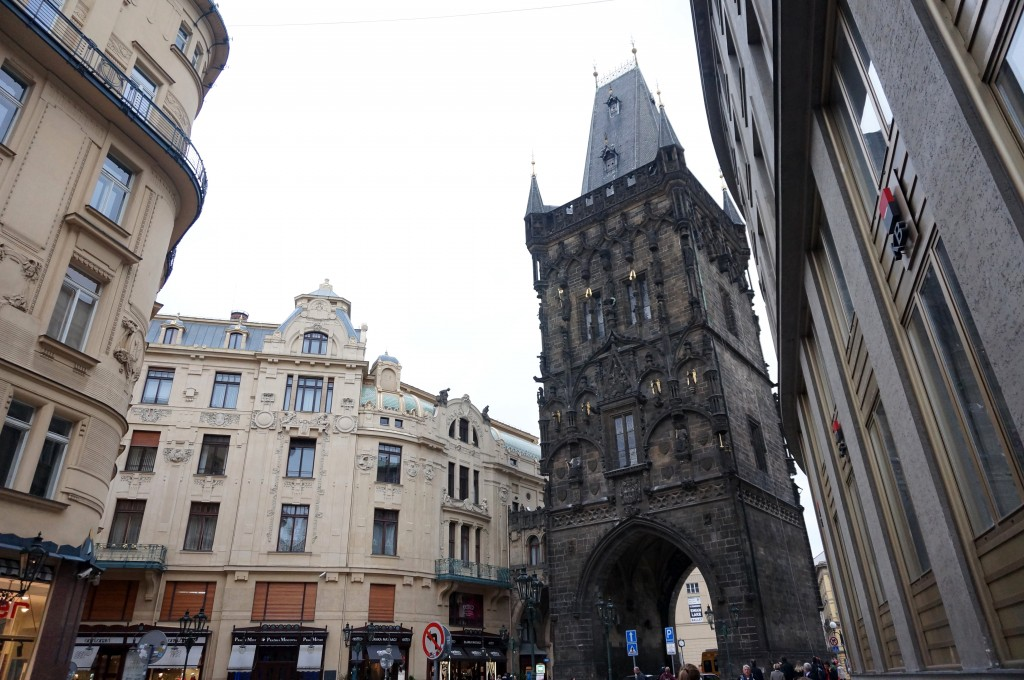 Tour Poudrière Prague