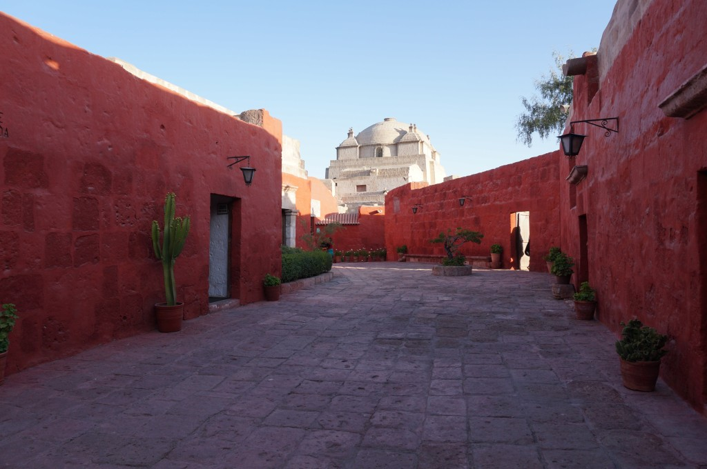 monastere arequipa