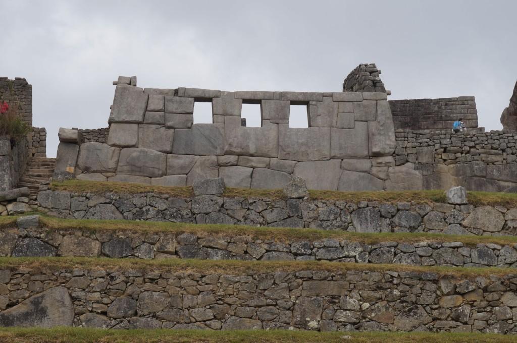 Machu Picchu - Temple aux 3 fenêtres