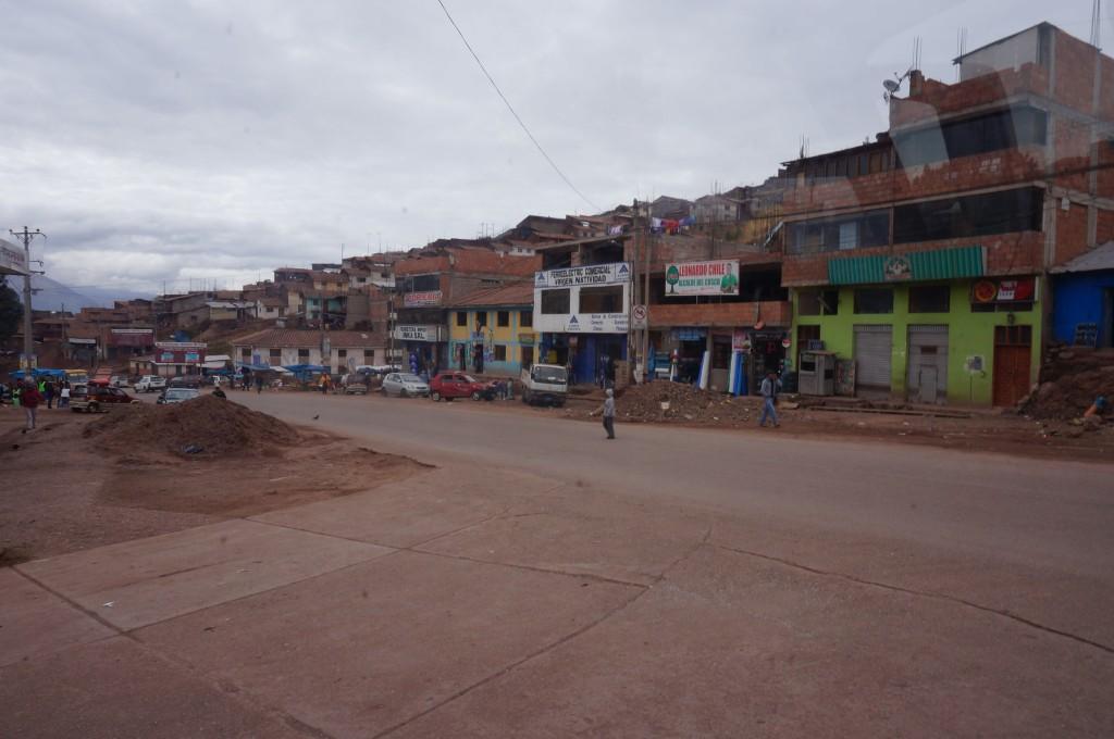 Environs de cuzco