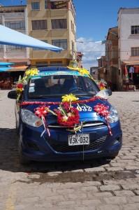 Baptême des voitures - Copacabana