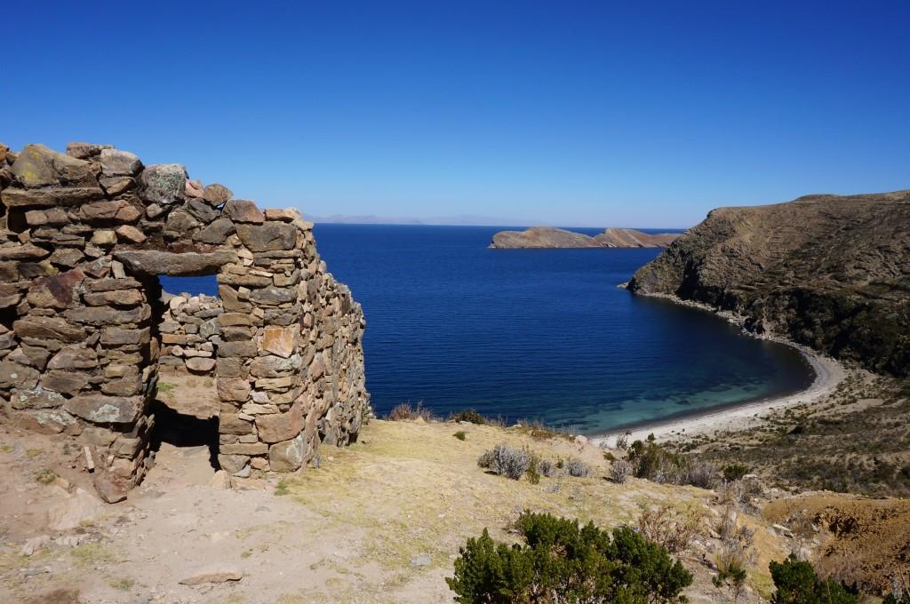 ruines de chincana - isla del sol