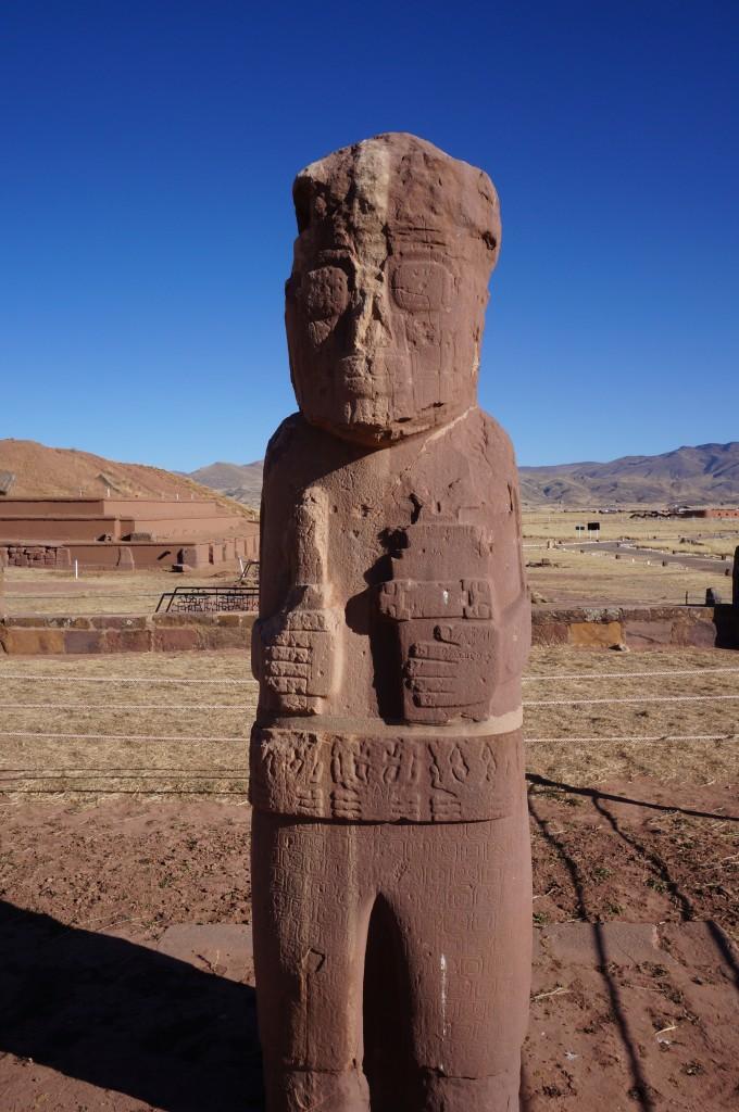 Monolithe - Tiwanaku