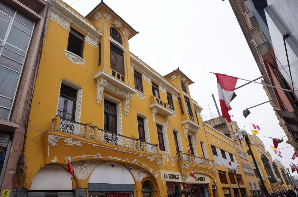 rues de lima