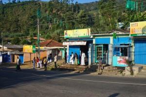 Village sri lankais
