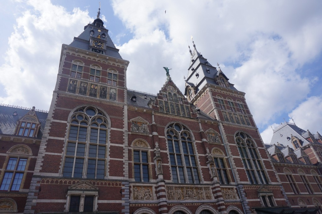 Facade Rijksmuseum