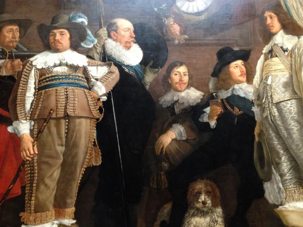 Peinture Rembrandt