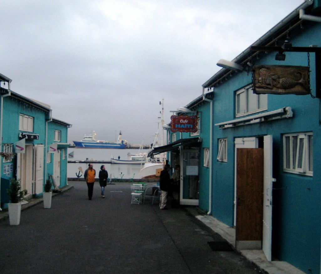 Port de Reykjavic