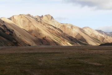 Landmannalaugar Islande