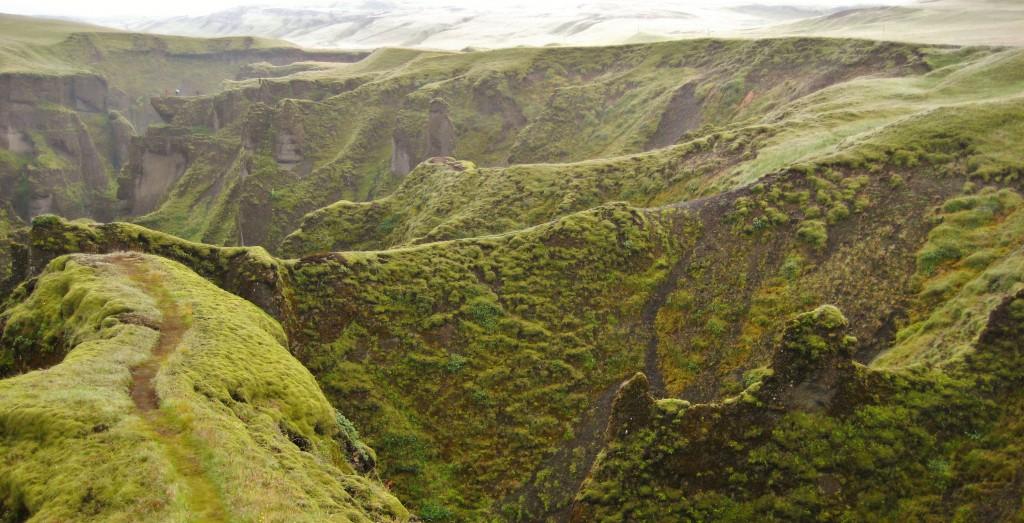 canyon de Fjadrargljufur