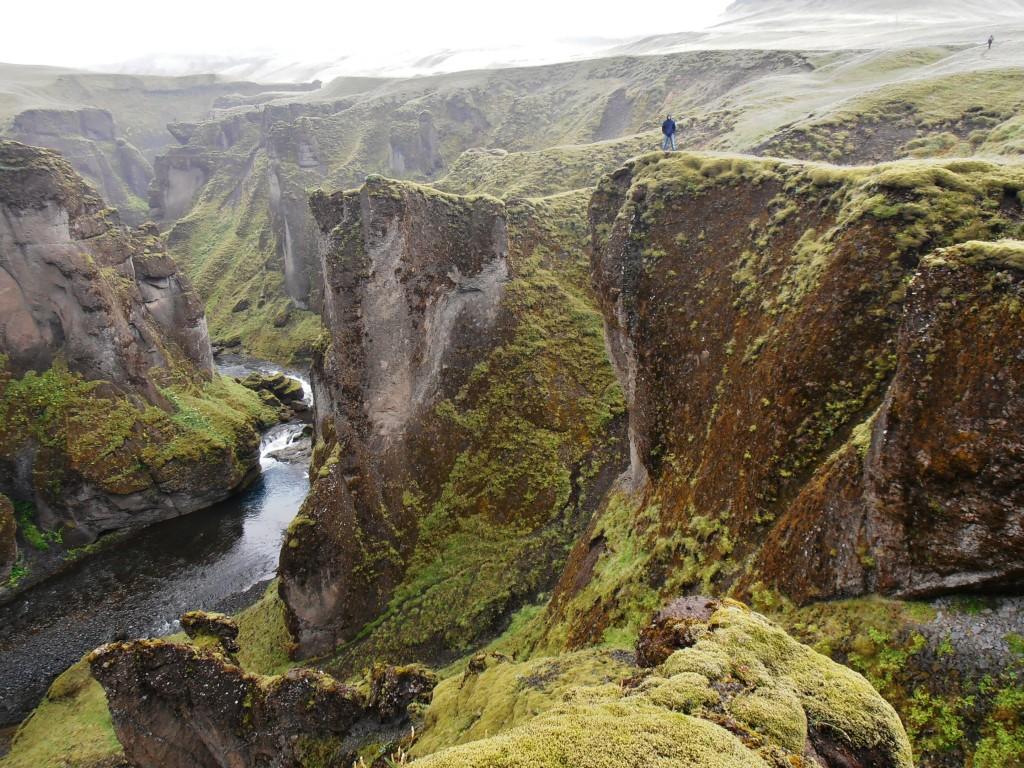 Canyon de Fjathrargljufur