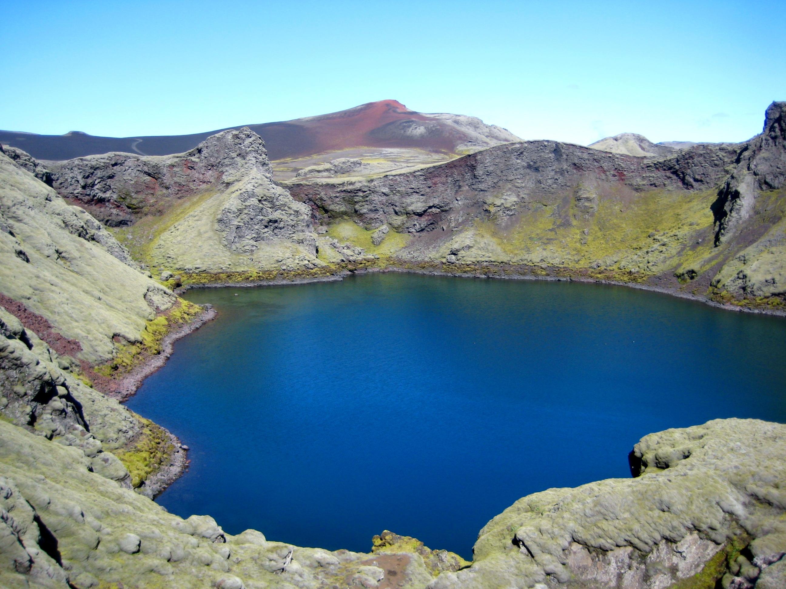 lac de Tjarnargigur