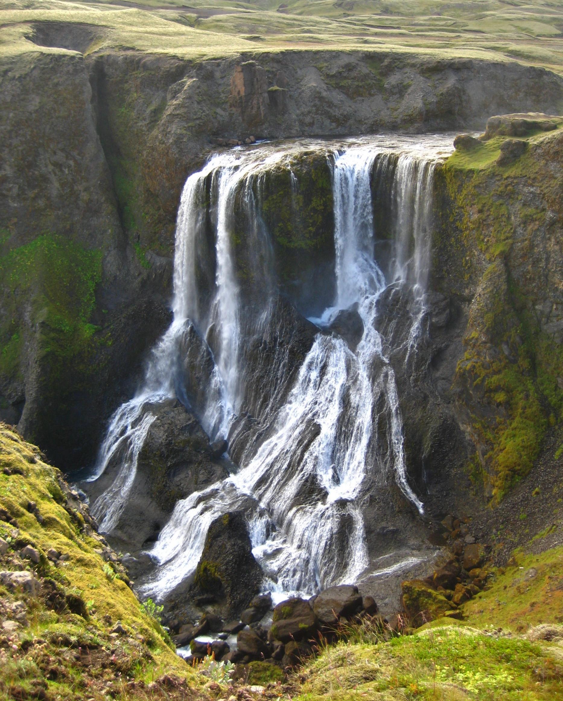 cascade de Fagrifoss