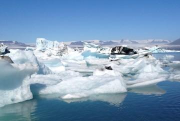 Glacier Islande Jökulsarlon