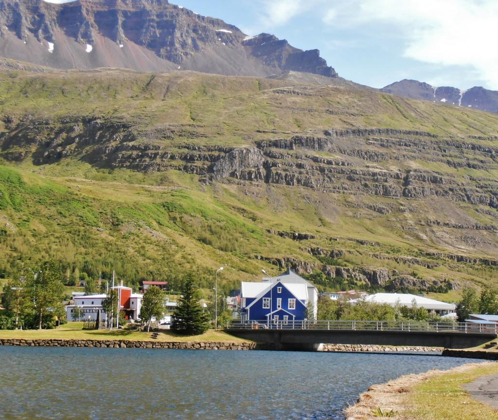 Fjord Seydisfjördur