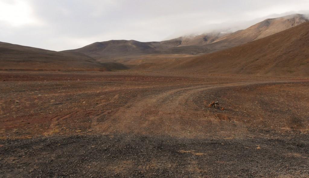 Route Egilsstadir