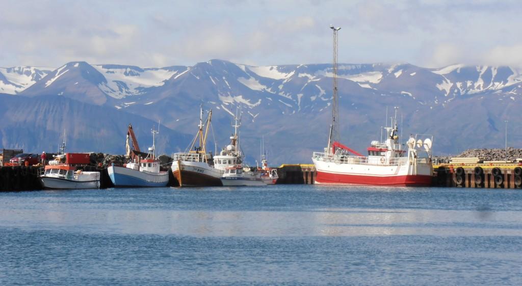 Islande Husavik