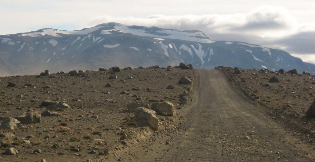 route islande F35