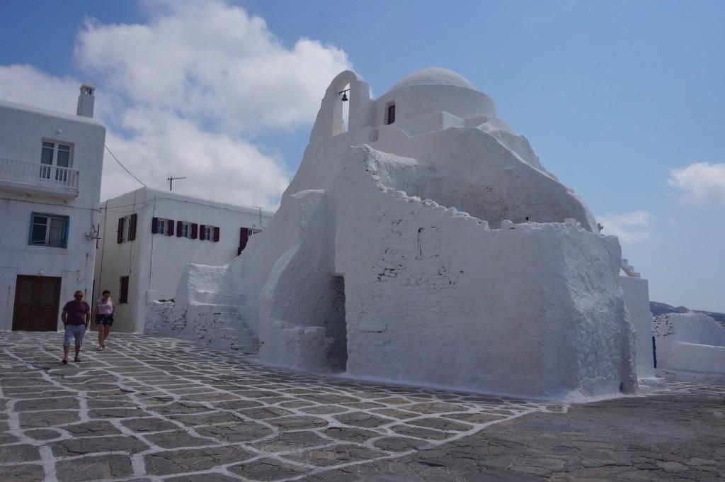 église Panagia Paraportiani