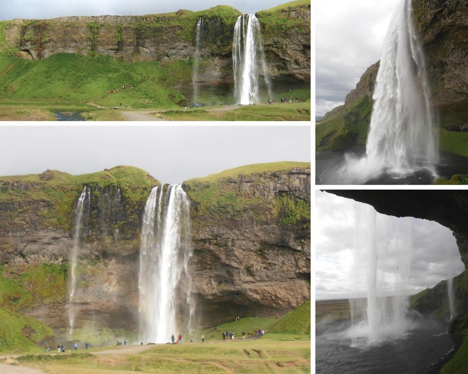 islande cascade