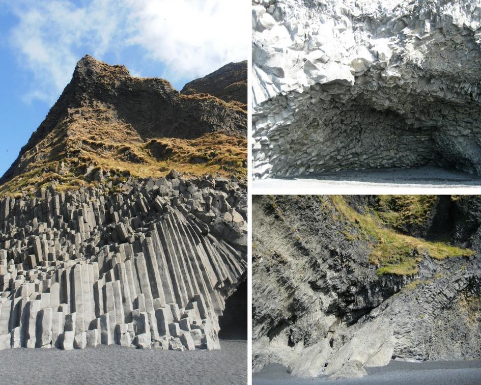 Reynishverfi islande orgues basaltiques