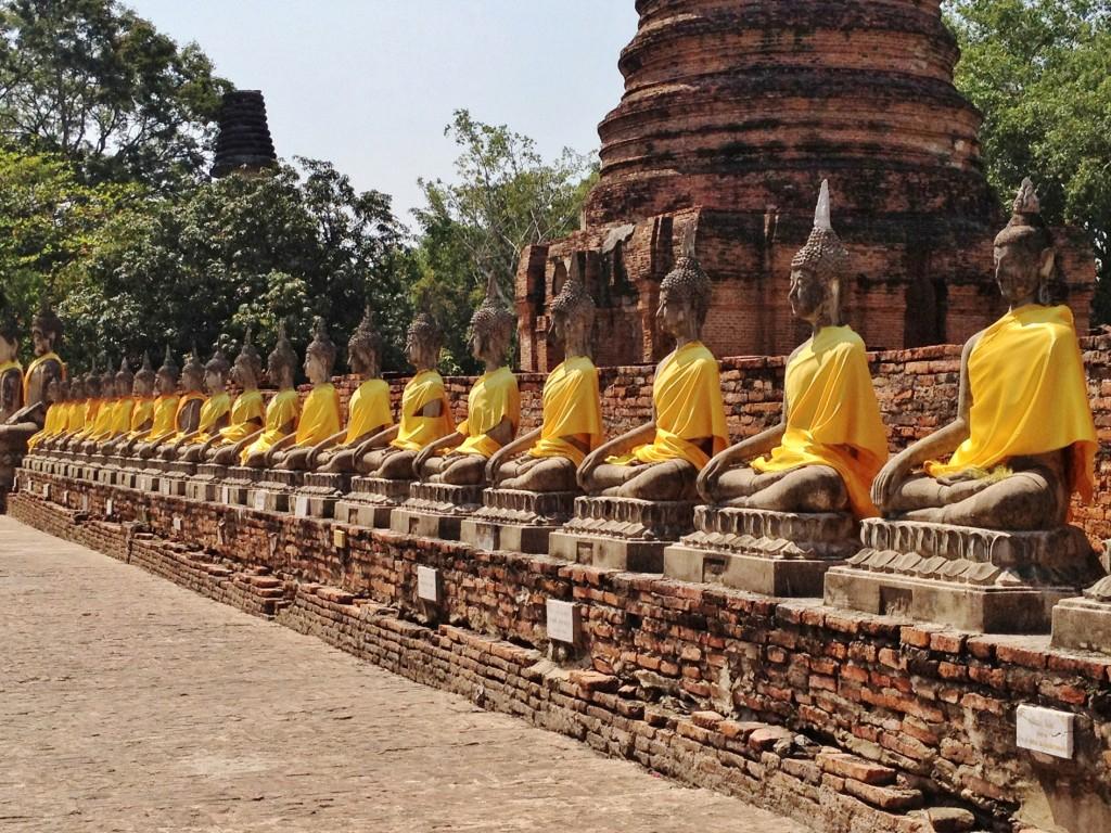 Ayutthaya (Wat Yai Chai Mongkhon)
