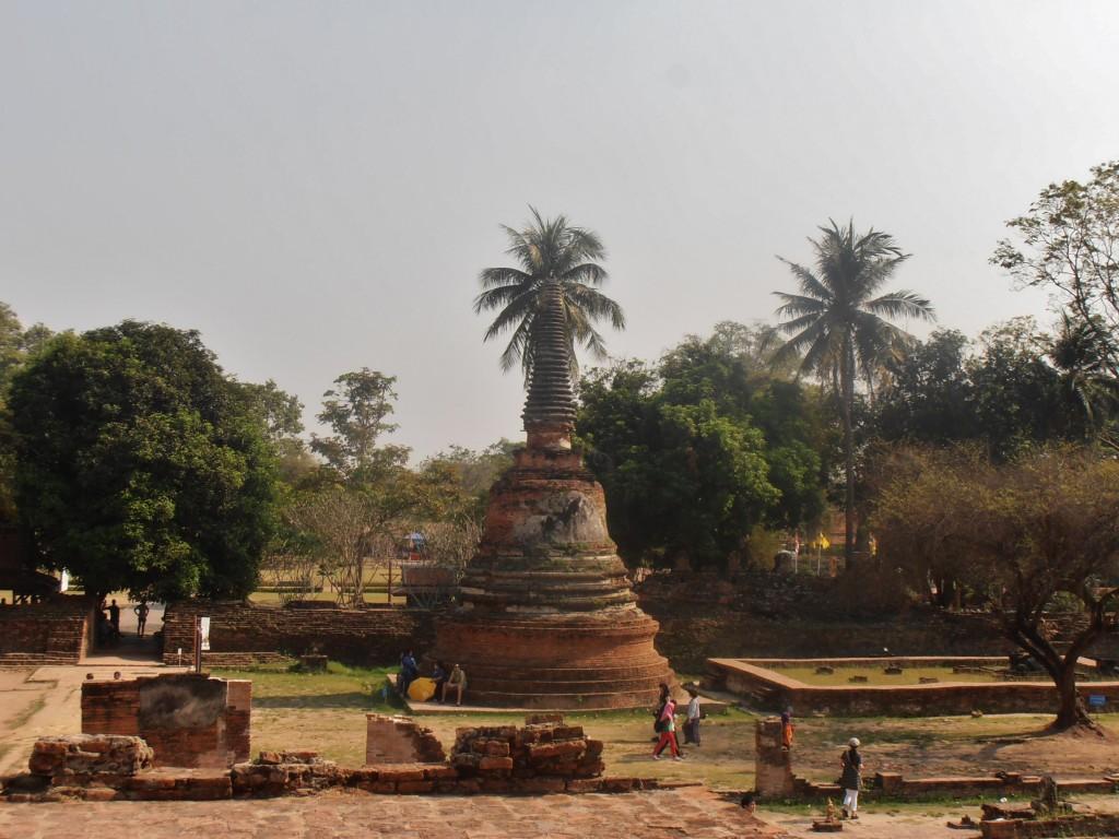 Ayutthaya (Wat Phra Sri Sanphet)