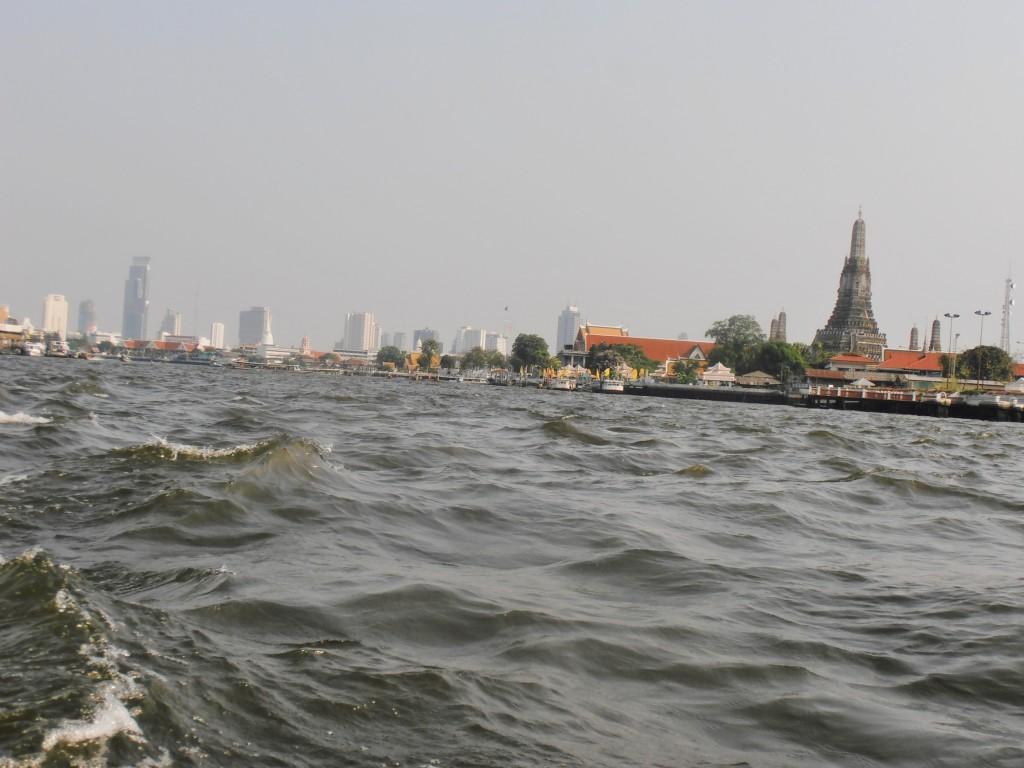 balade sur les khlongs bangkok