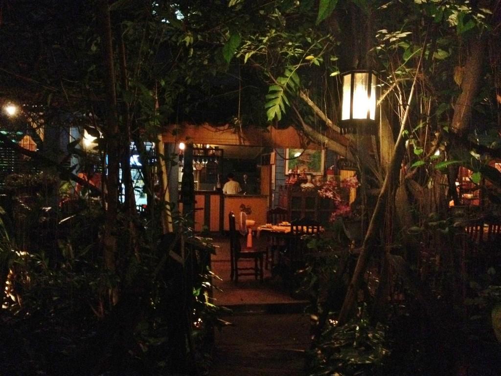 Once upon a time bangkok