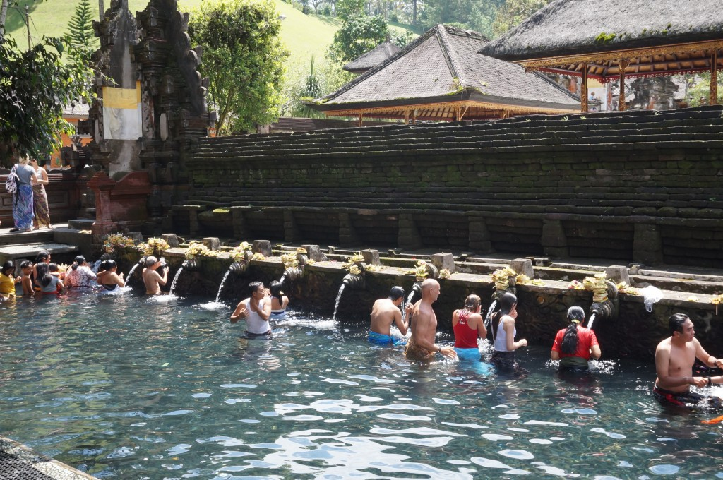 Holy Spring Water temple