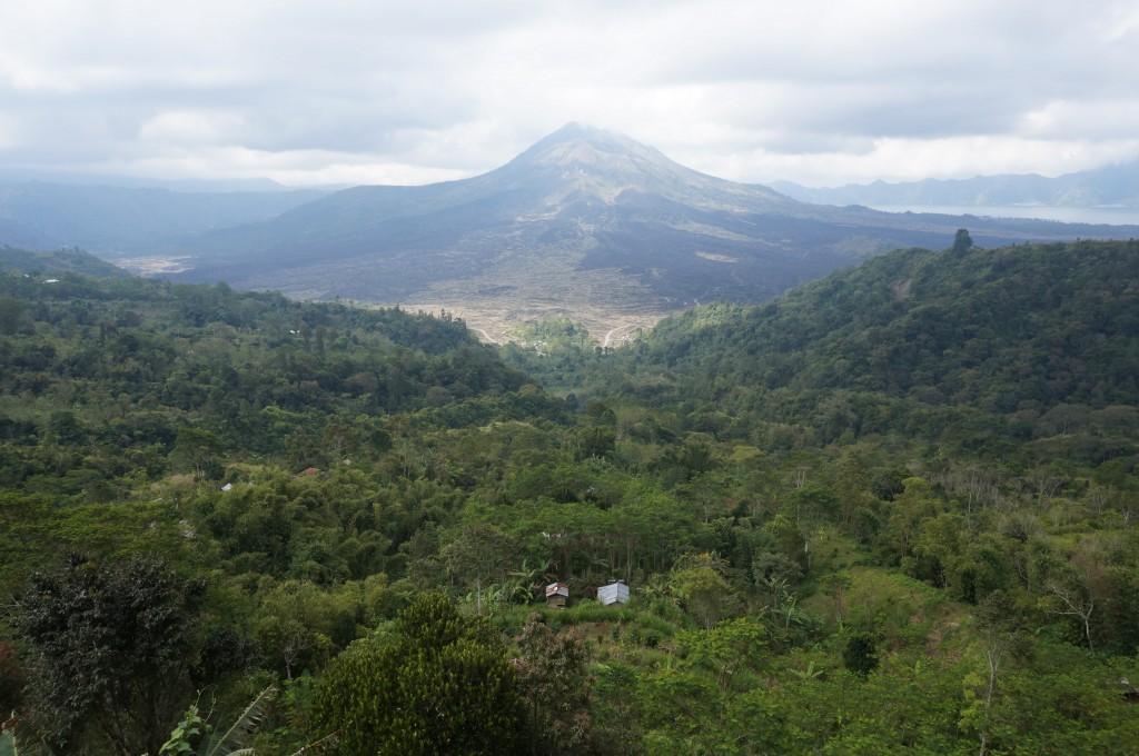 Mont Batur Bali indonesie