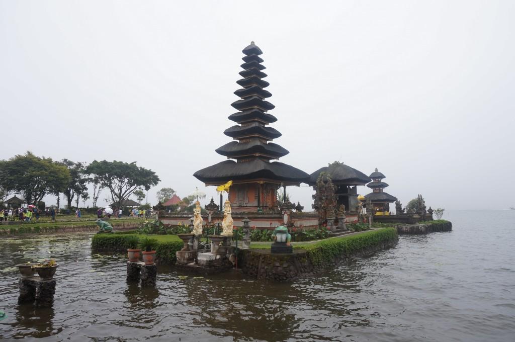 Temple Ulun Danu Bedugul Bali