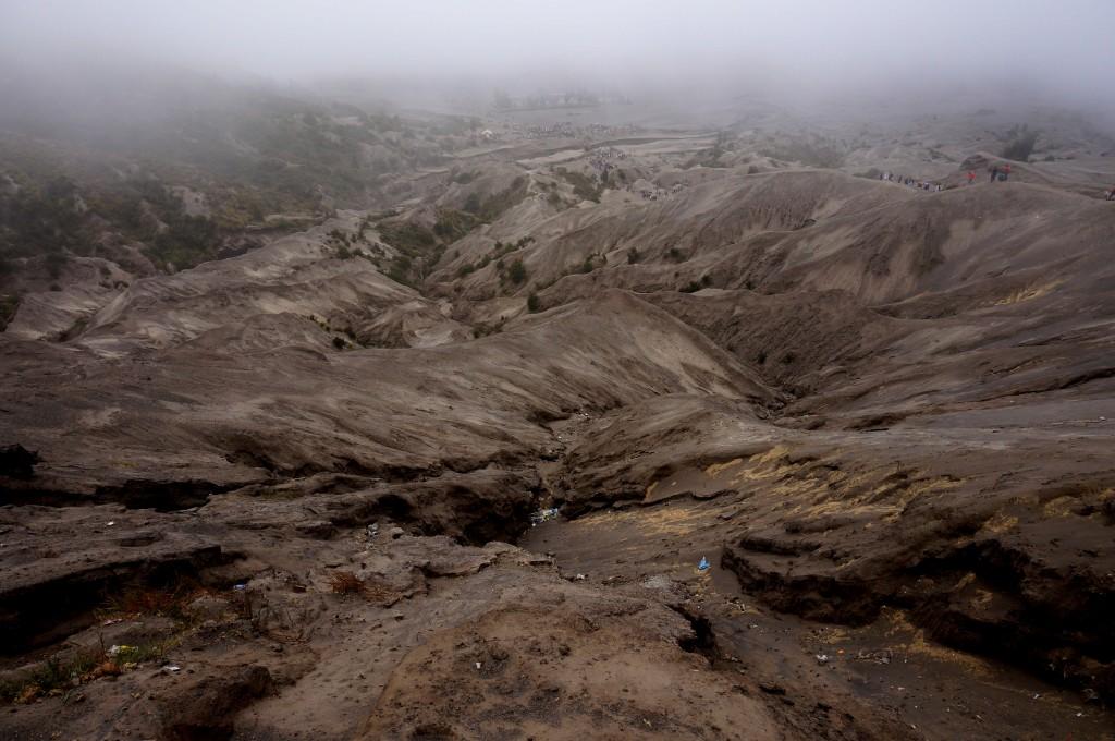 Mont Bromo Java Indonésie