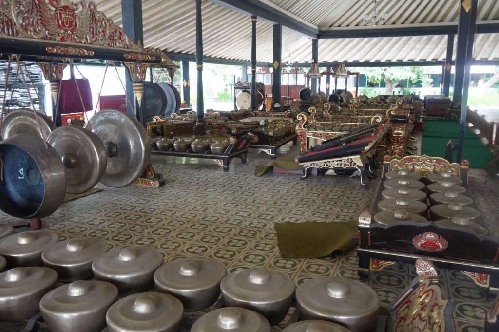 Yogyakarta le kraton