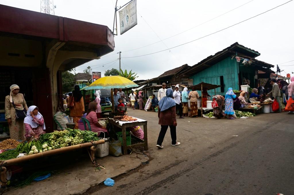 Plateau de Dieng Java