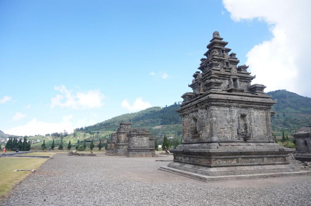 temples hindous de Arjuna
