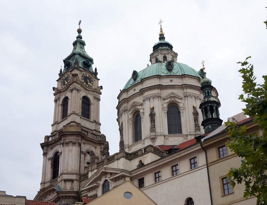 Saint-Nicolas de Malá Strana Prague