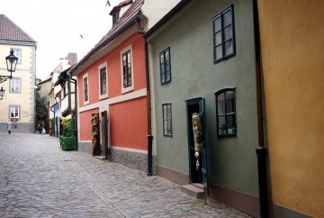 Ruelle d'or prague