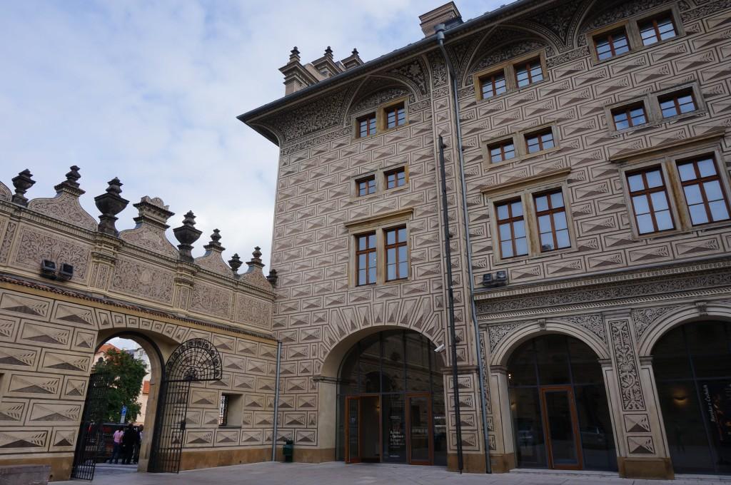 Palais Schwarzenberg Prague