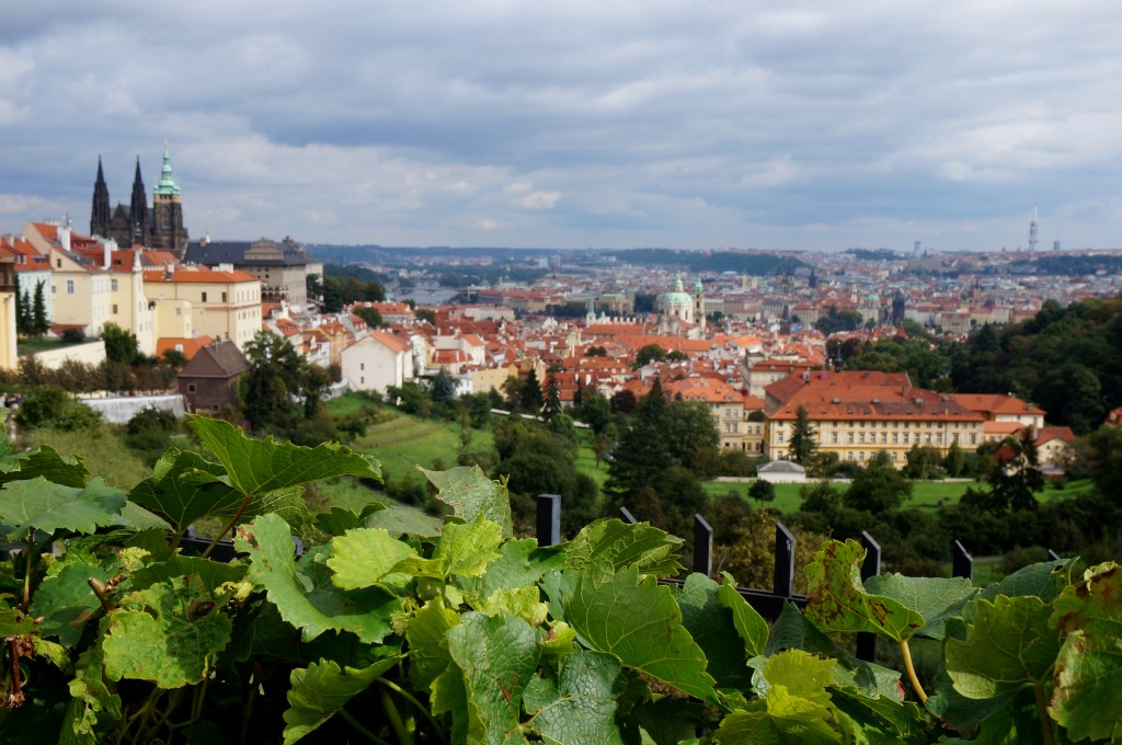 colline de Pétrin Prague