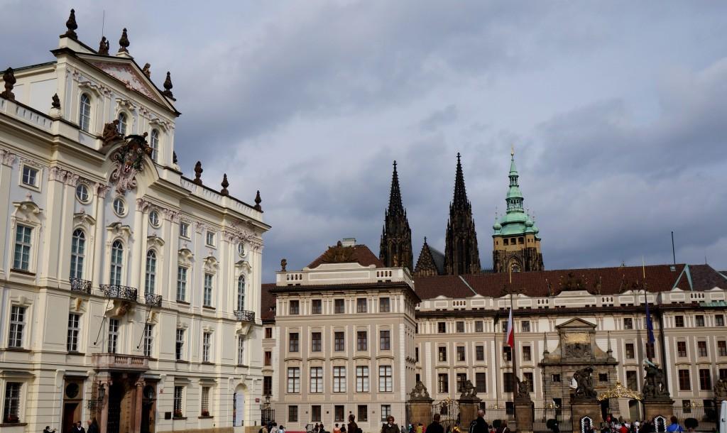Ancienne place royale de Prague
