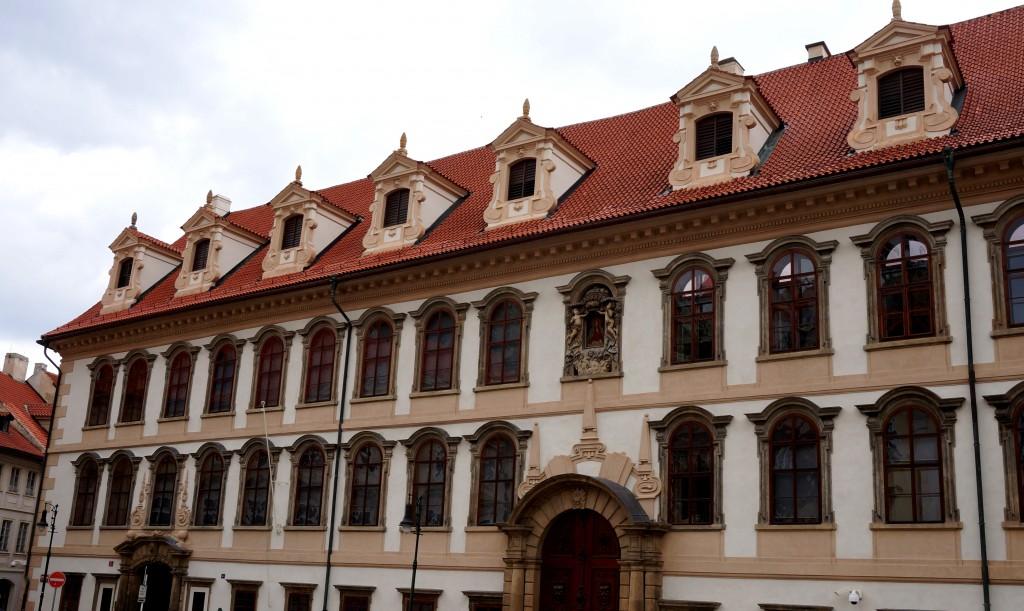 Palais et jardin Wallenstein Prague