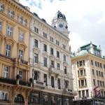 Centre de Vienne et le ring