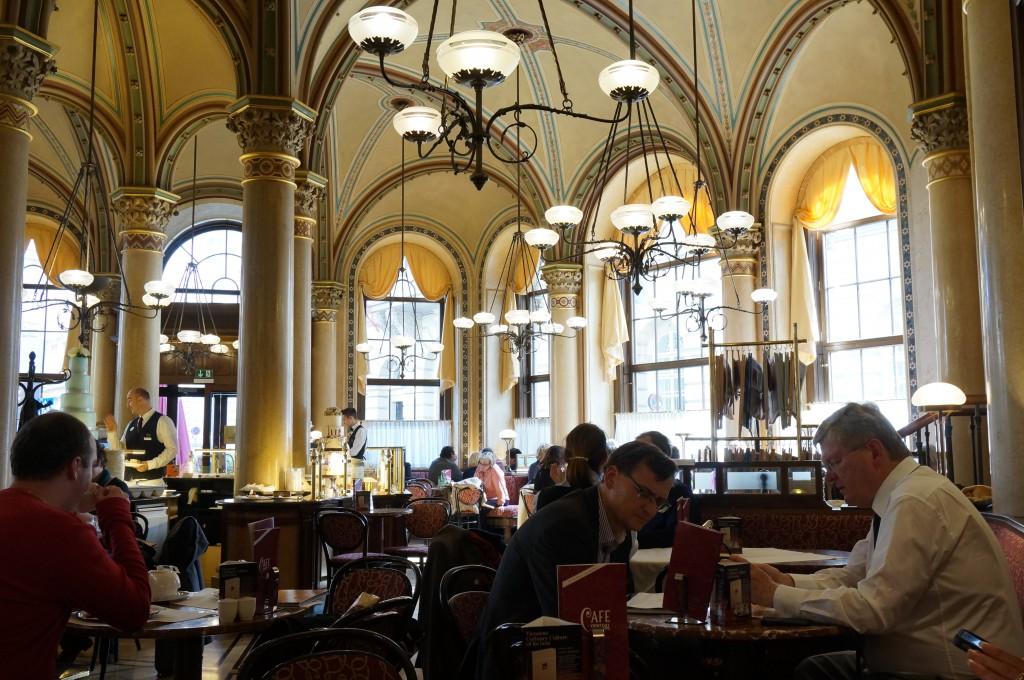Vienne Café Central