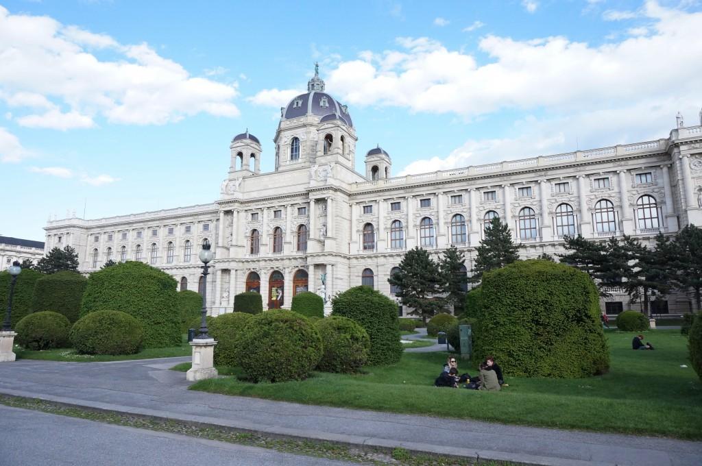 Vienne Heldenplatz